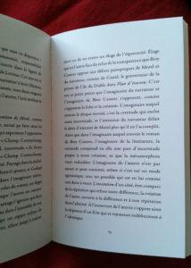 L'invention de Morel d'A. Bioy Casares - La tentation du spéculaire de Jean-Pierre Zarader-p79